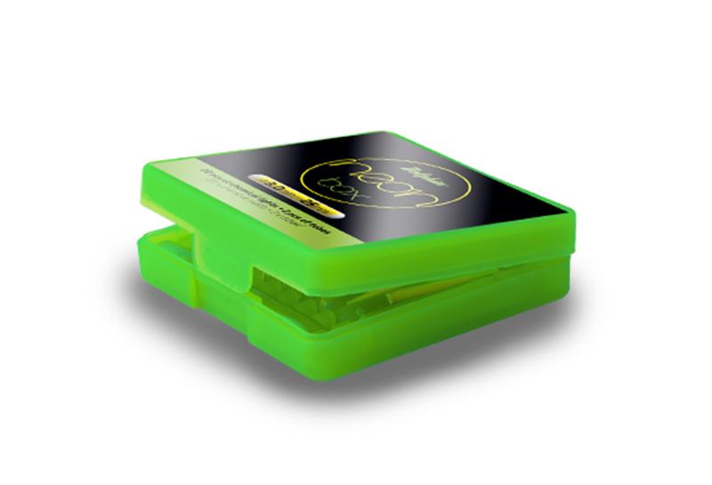 Delphin NEON Box / 20ks 3 x 25mm