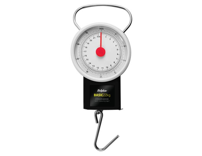 Mechanická váha Delphin BASIC do 22kg