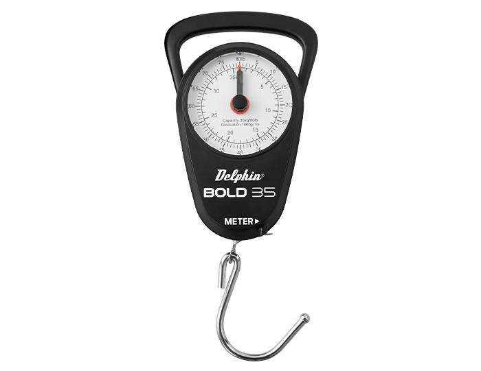 Mechanická váha Delphin BOLD 35 do 35kg