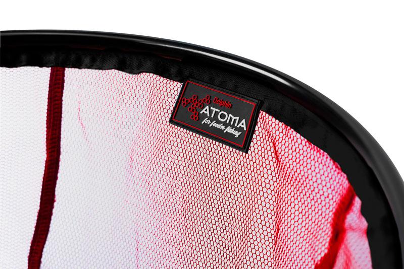 Podberáková hlava Delphin ATOMA FD 50x40cm