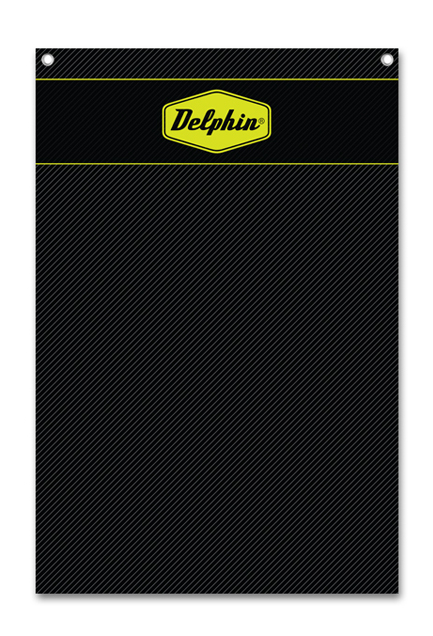 Tabuľa DELPHIN Carp Accessories bez háčikov59cm x 89cm